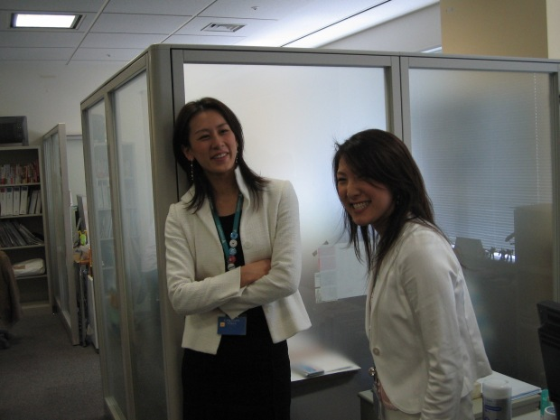 Sweet Japanese secretaries