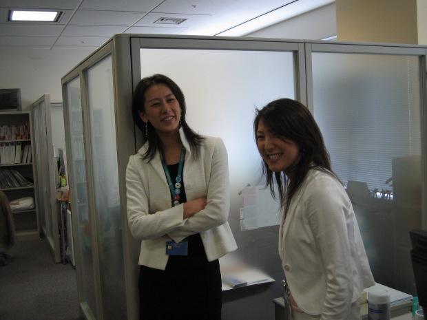 Sweet Japanese secretaries