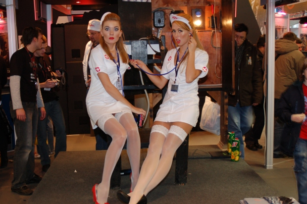 Slutty Nurses