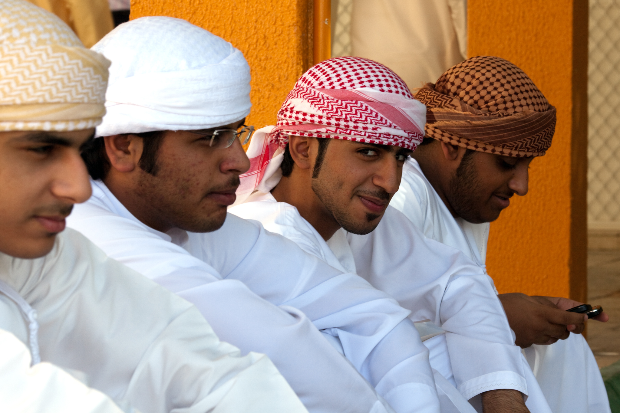 The Emirati Stereotypes | The Human Breed Blog