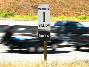 Can you break this speed limit?