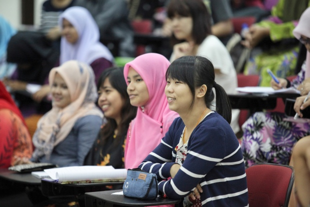 Young Malaysian Students